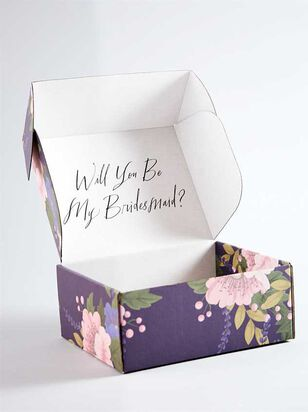 Vow'd Will You Be My Bridesmaid Gift Box - Altar'd State