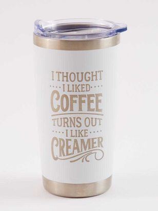 Thought I Liked Coffee Tumbler - Altar'd State