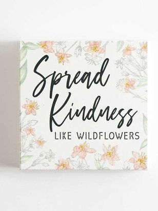 Spread Kindness Block Sign - Altar'd State