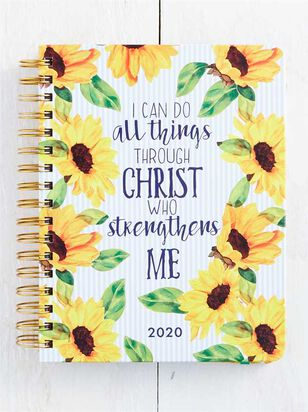Christ Who Strengthens Me Agenda - Altar'd State