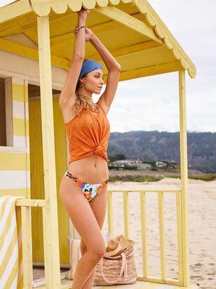 Matemo Bikini Swim Bottoms - Altar'd State