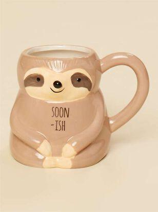 Soonish Sloth Critter Mug - Altar'd State