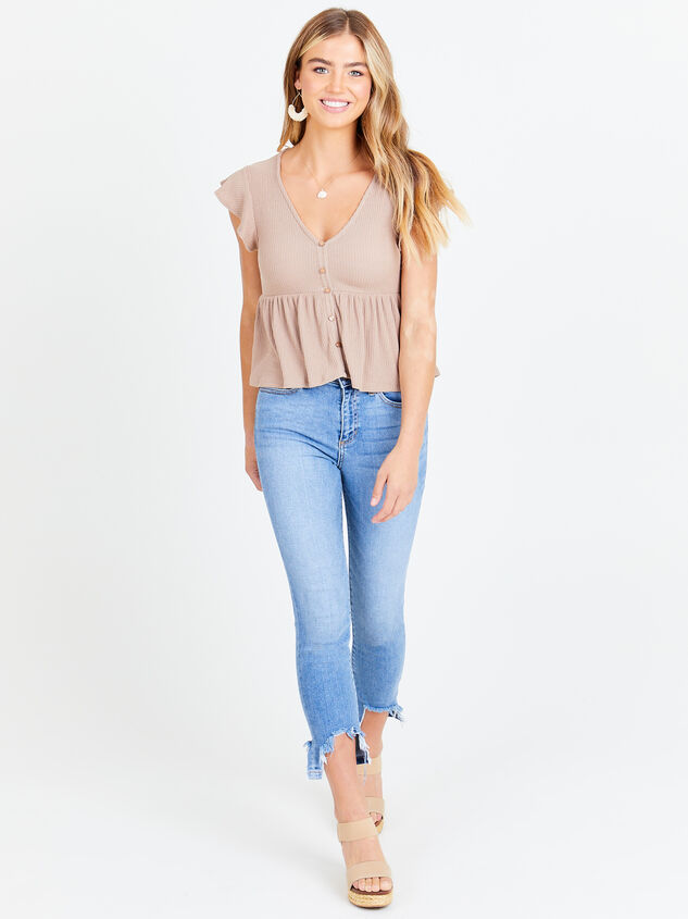 Lola Skinny Jeans Detail 5 - Altar'd State