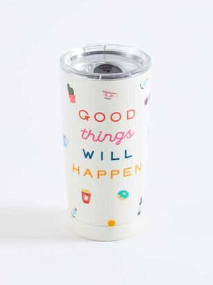 Good Things Will Happen Tumbler - Altar'd State