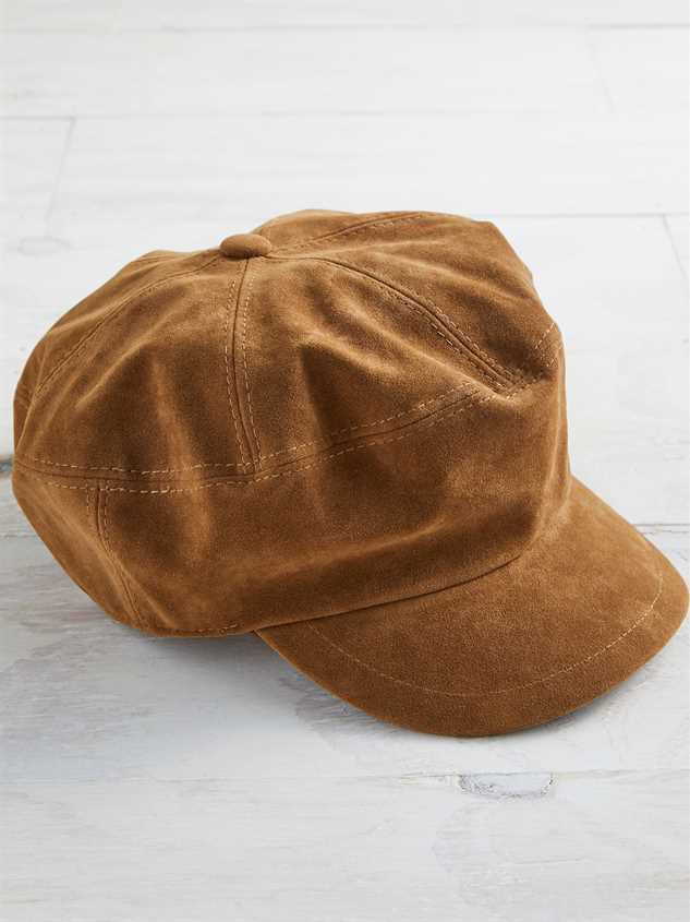 Suede Cabby Hat - Altar'd State