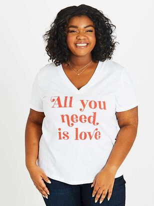 All You Need is Love Top - Altar'd State