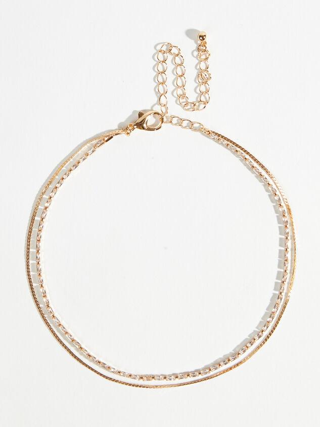 Elizabeth Layered Necklace - Altar'd State