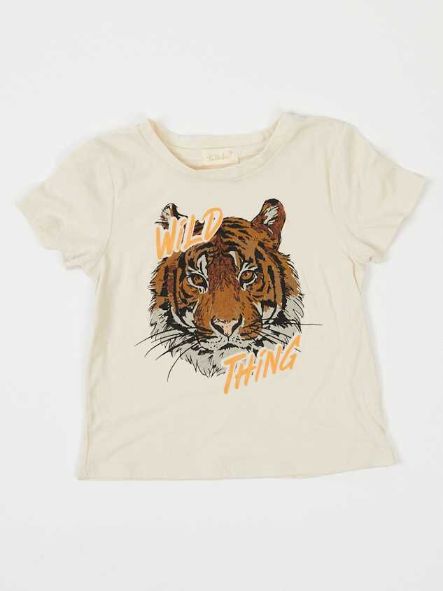 Tullabee Wild Thing Tee - Altar'd State