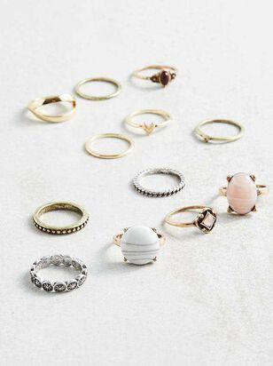 Radiance Ring Set - Altar'd State