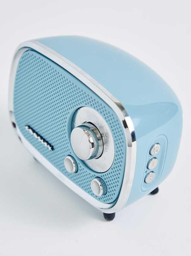 Crosley Retro Bluetooth Speaker Detail 3 - Altar'd State
