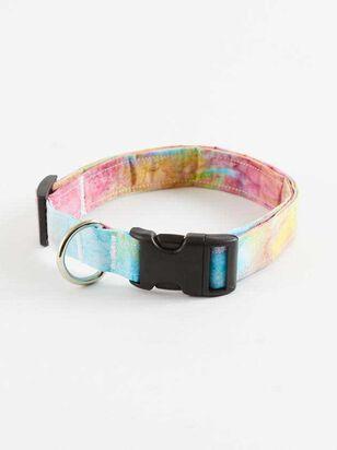 Bear & Ollie's Tie Dye Collar - Altar'd State