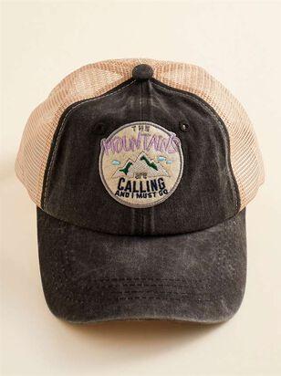 Happy Camper Baseball Hat - Altar'd State