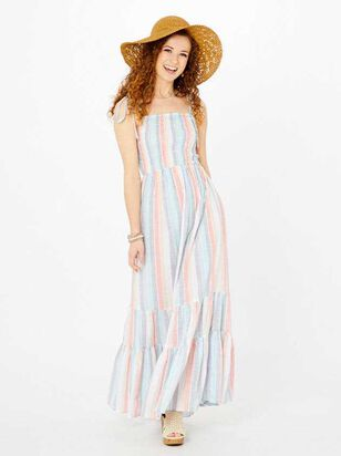 Palm Bay Maxi Dress - Altar'd State
