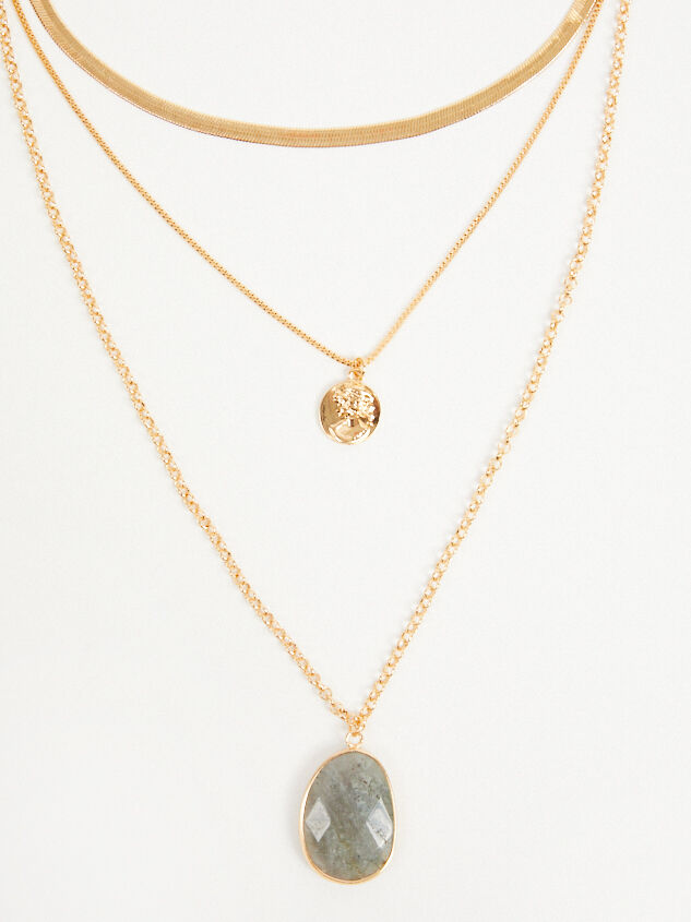 Geane Necklace - Altar'd State