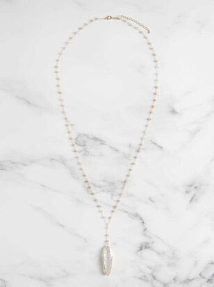 Letta Necklace - Altar'd State