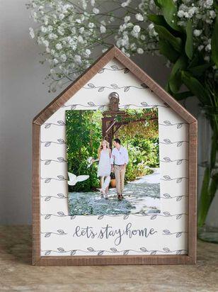 Let's Stay Home Clip Frame - Altar'd State
