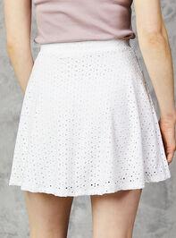 One & Only Eyelet Skirt Detail 2 - Altar'd State
