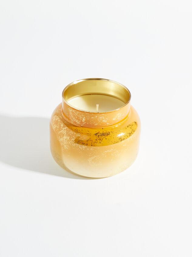 Pumpkin Dulce Glimmer Candle - 19 oz Detail 2 - Altar'd State
