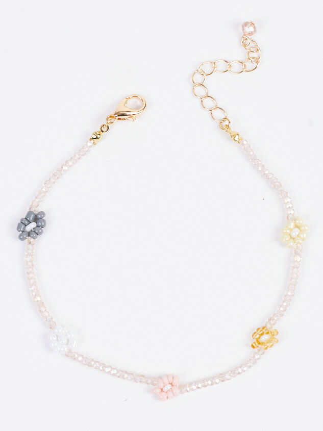 Dusty Daisy Anklet - Altar'd State