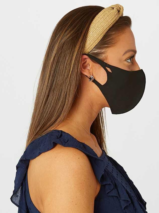 Adult Neoprene Face Mask Set - 3 Pack Detail 4 - Altar'd State