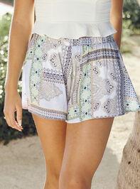 Bandana Print Shorts - Altar'd State