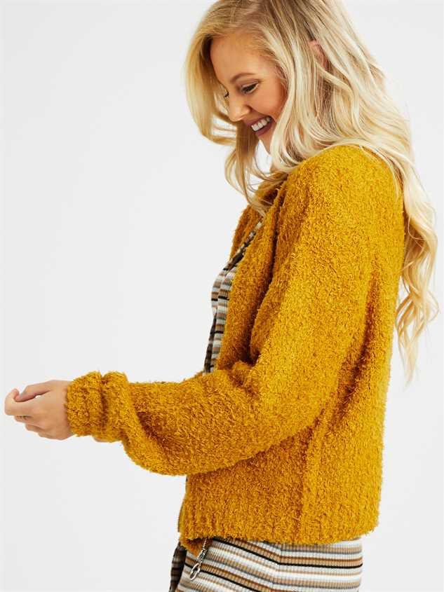 Rhett Cardigan Sweater Detail 2 - Altar'd State