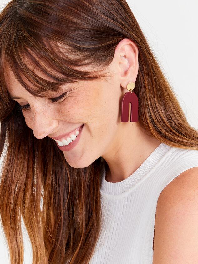 Cassia Earrings Detail 2 - Altar'd State