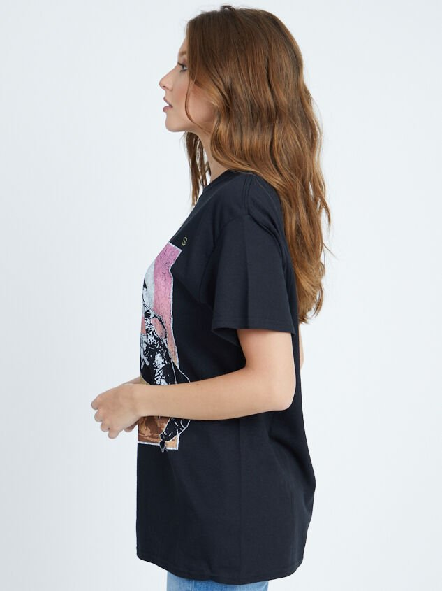 Big Bend Oversized Tee Detail 3 - Altar'd State