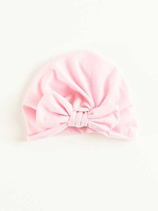 Tullabee Turban Hat - Blush - Altar'd State