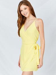 Hello Sunshine Dress Detail 3 - Altar'd State