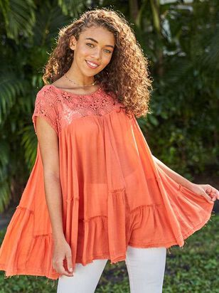 Audrey Tunic Top - Altar'd State