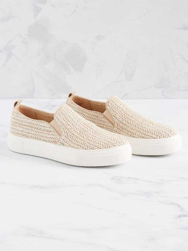 Dacey Slip-On Sneakers Detail 2 - Altar'd State