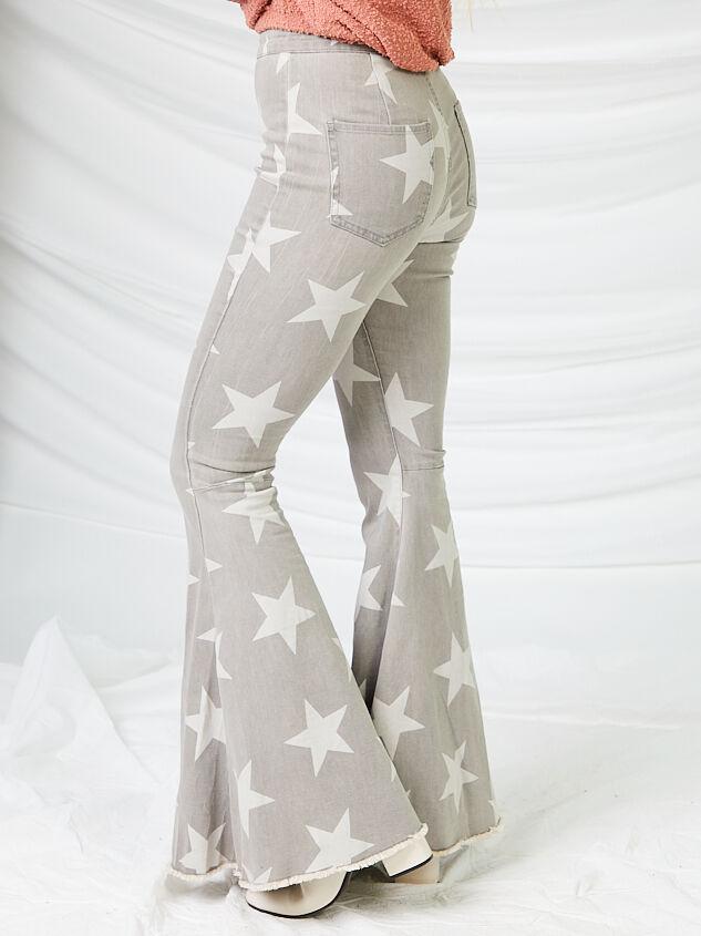 Star Struck Flare Jeans Detail 3 - Altar'd State