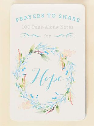 Prayers to Share - 100 Pass-Along Notes for Hope - Altar'd State