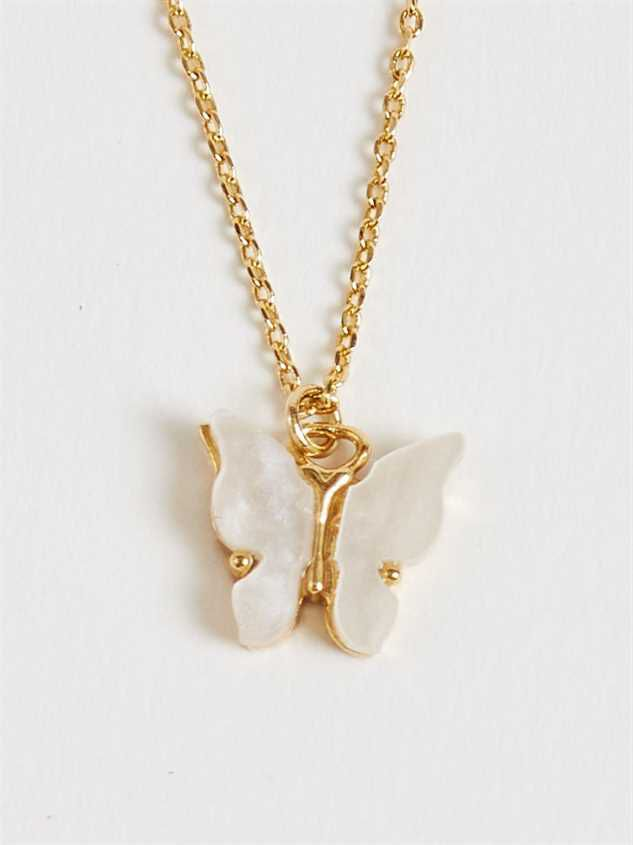 Give Me Wings Necklace - Altar'd State