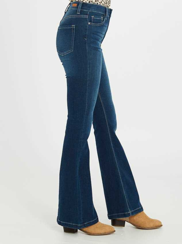 Mason Flare Jeans Detail 3 - Altar'd State