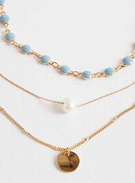 Oceana Necklace Set Detail 3 - Altar'd State