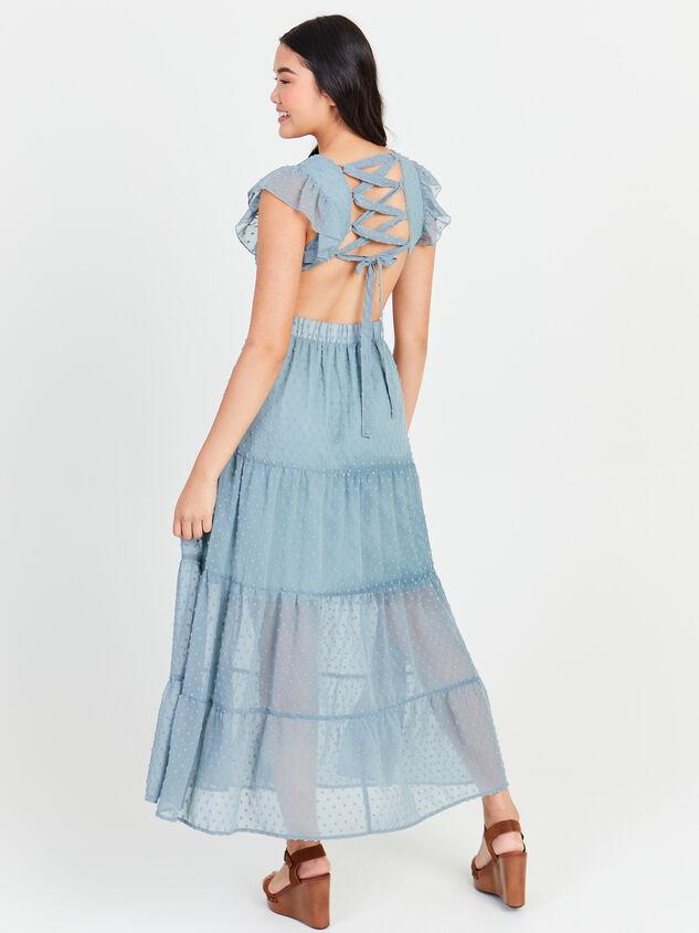 Jenessa Maxi Dress Detail 3 - Altar'd State