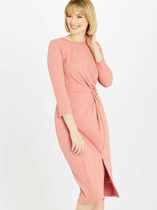 Meaghan Midi Dress - Altar'd State