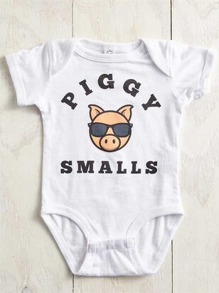 Tullabee Piggy Smalls Onesie - Altar'd State