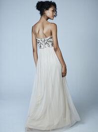 Vow'd Gilded Age Dress Detail 2 - Altar'd State