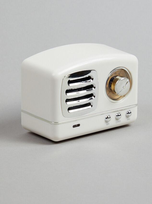 Retro Bluetooth Speaker - Altar'd State