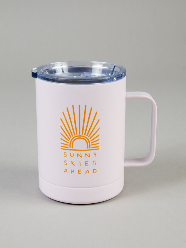 Sunny Skies Ahead Travel Mug - Altar'd State