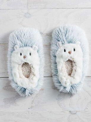 Hedgehog Slippers - Altar'd State