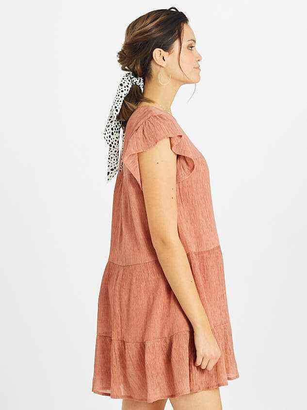 Tillie Dress Detail 2 - Altar'd State
