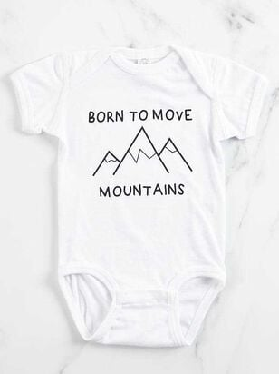 Tullabee Move Mountains Onesie - Altar'd State