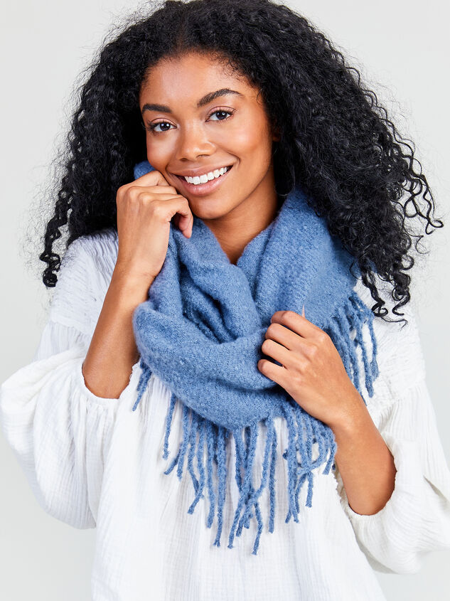 Boucle Infinity Scarf Detail 3 - Altar'd State