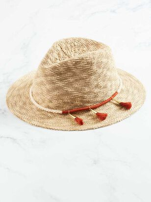 Spice of Life Panama Hat - Altar'd State
