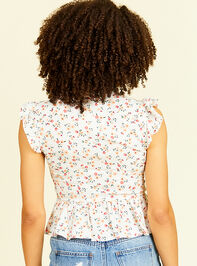 Rosia Floral Top Detail 2 - Altar'd State