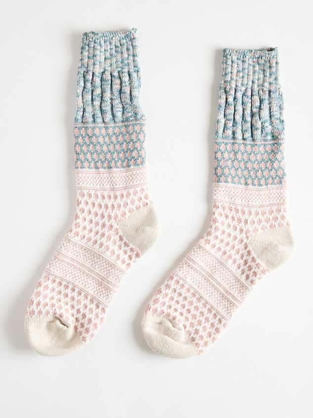 Oh So Cozy Socks Detail 2 - Altar'd State